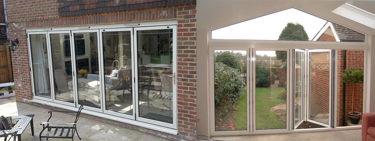 BI Folding Door Company Banstead, Redhill, Horley   PS HOME IMPROVEMENTS